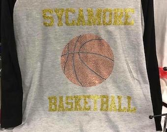 Basketball Large Design 2