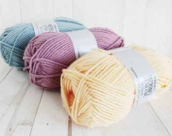 DROPS Merino Extra Fine, Merino wool yarn, Knitting yarn, Merino yarn, Superwash merino, Knitting wool, DK yarn, Worsted yarn, Wool yarn