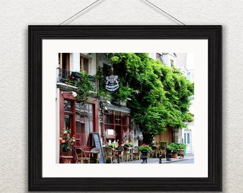 Paris Kitchen Wall Art Paris Wall Art Paris Photography Paris Wall Decor Paris Print Cafe