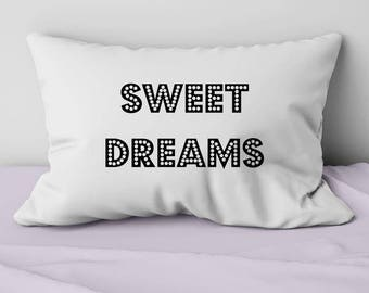 Sweet Dreams Bedtime Pillow