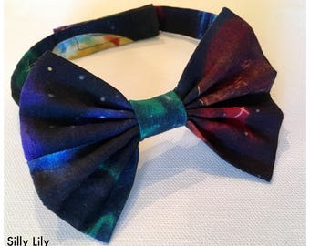 Boys Galaxy Celestial Space Bow