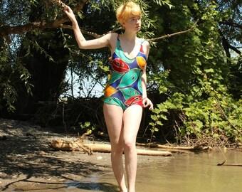 Vintage 1980s Swimsuit