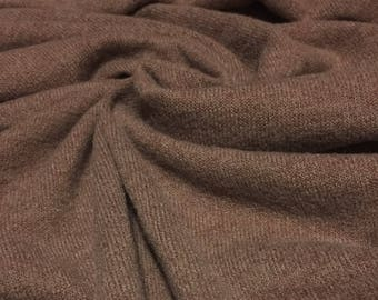 Stretch  Sweater Knit Fabric 3/4 Yard