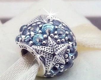 Pandora Women Silver Bead Charm - 791905CZF P4oKNM1OFu