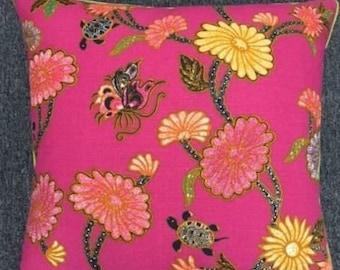 "China Seas ""Turtle Batik"" Decorative Pillows"