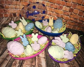 Easter bath fizzies Set