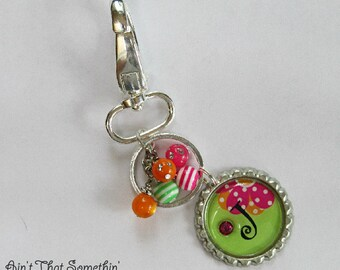 Personalized Bag Bling/Keychain