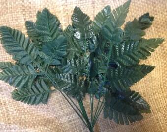 Silk Fern Leaf Bundle