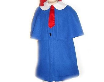 Custom Boutique Birthday Halloween MADELINE Girl Size Costume Set
