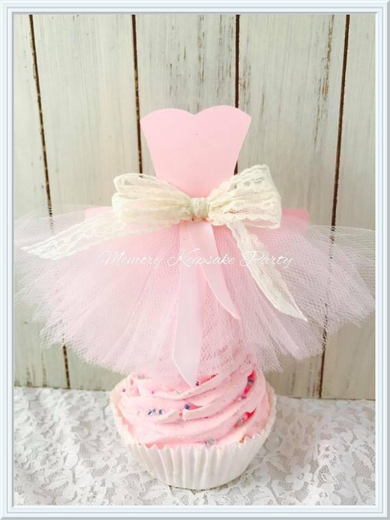 Tutu Cupcake Toppers   Ballerina Cupcake Toppers   Tutu Party Decorations    Tutu Party Decor   Tutu Baby Shower Cupcake Toppers   Girl Party From ...