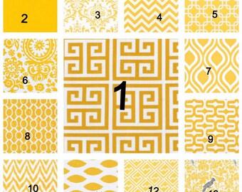 Yellow door draft stopper COVER, door draught stopper,  draft excluder, wind blocker, door snake, decorative door draft stopper