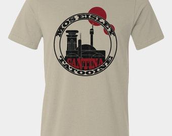 Star Wars Inspired Mens Mos Eisley Cantina T-Shirt