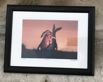 Framed - A4 limited Edition Prints