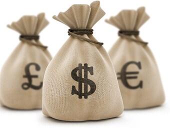 Spiritual Peek's Money Spread