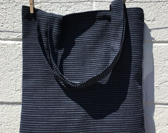 Striped Tote from Thailand