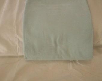 "Brand New Pale Blue Fabric 36"" x 44"""