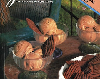 Vintage Gourmet Magazine - May 1992 PSS 3287