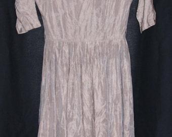 Iridescent Vintage Dress