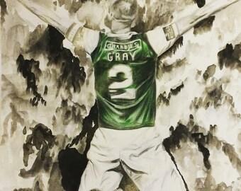 David Gray, Hibernian FC