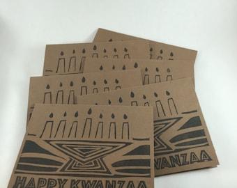 Kwanzaa Cards - Set of 6