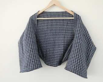 Handwoven Shrug