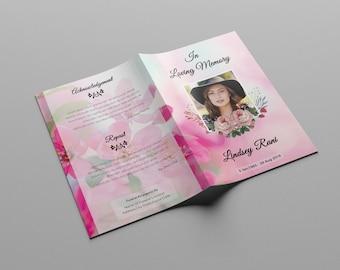 memorial brochure