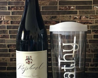 Wine Sippy Cup/Tumbler