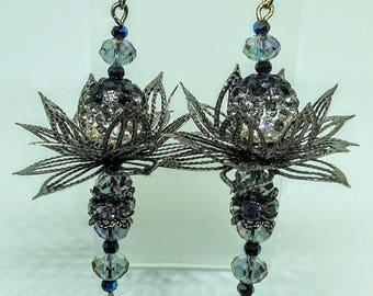 Lotus Dance Earrings