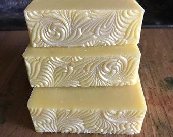 LEMON VERBENA Shea Butter Soap