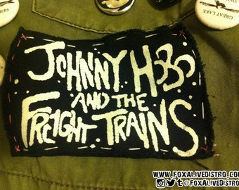Johnny Hobo and the Freight Trains - Punk Patch