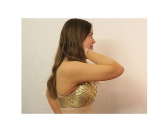 Skin color Bolero Belly Dance