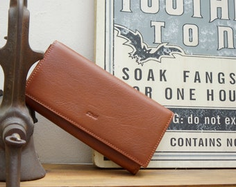 COWA classic large wallet
