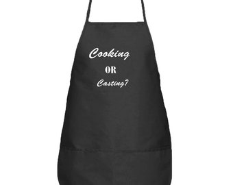 Cooking or Casting Apron