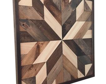 wood wall art, modern wall decor, wooden decor, barn wood decor, reclaimed wood wall art, farmhouse decor, wood art