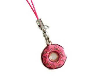 Enamel Donut Planner Charm