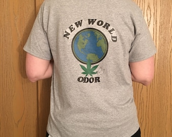 New World Odor Tee (gray)