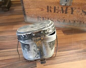Tin can breakfast World War II