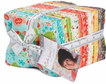 Lulu Lane Fat Quarter Pack (38) by Corey Yoder for Moda