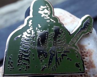 Jimi Hendrix Pin Jimi Hendrix Hat pin FREE SHIPPING