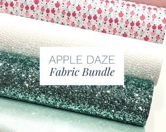 Apple Daze Fabric Bundle - 5 Sheet Bulk Pack