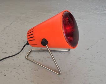 Philips infrapil medical lamp - infra red light - Type G160 - Dr. Müller Essen - industrial heater  - 70s - Made in Holland