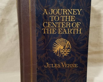 A Journey to The Center of The Earth by Jules Vern