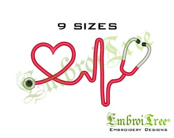 Doctor Embroidery Design - Machine Embroidery Doctor