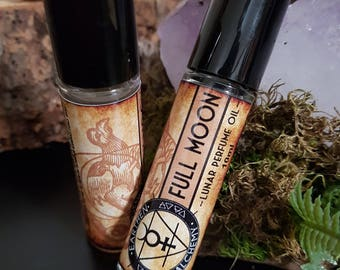 Full Moon ~ Lunar Perfume Oil