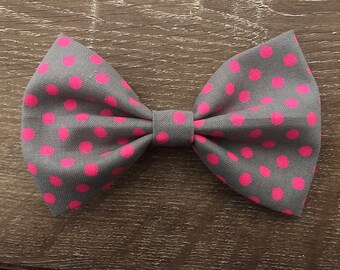 Spotty Wotty Bow