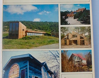 30 Energy-Efficient Houses You Can Build 1977 Alex Wade Neal Ewenstein green architecture book