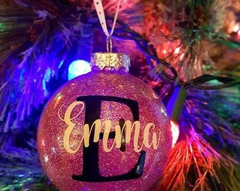 Christmas, Christmas Ornament, Personalized Christmas Ornament, Holiday, Holiday Ornament, Christmas Tree Decoration, Christmas tree baubles