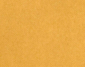 Hand-dyed Golden Wool