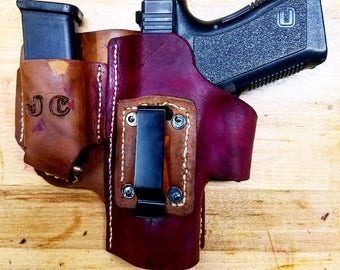 Over the belt holster
