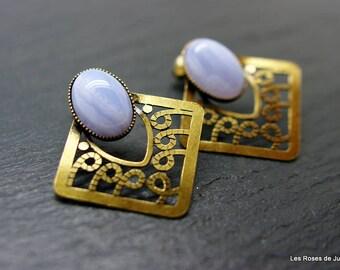 Emma, art deco Emma Earrings earrings